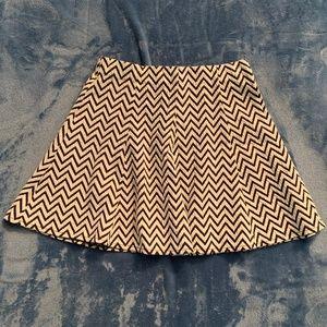 Chevron Skirt FINAL PRICE